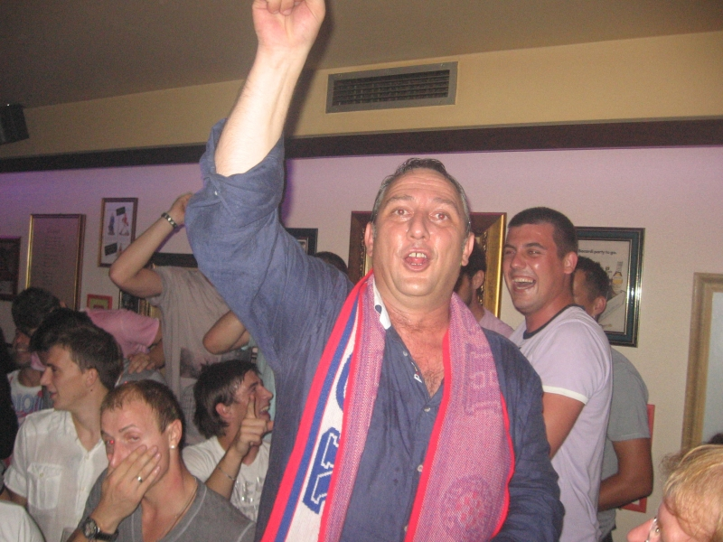 Joško Svaguša, Hajduk Split