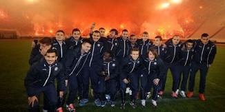Hajduk Split, bandits romantiques