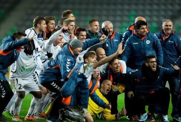 Krka, Slovénie, football slovène, plts, prva liga