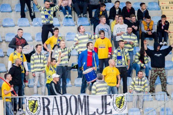 Radomlje, Slovénie, football slovène, prva liga, plts