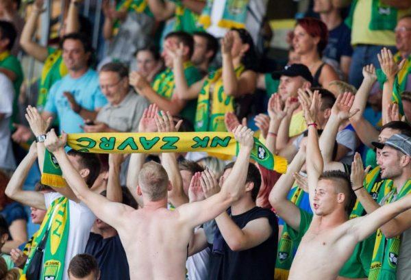 Zavrc, Slovénie, football slovène, prva liga, plts