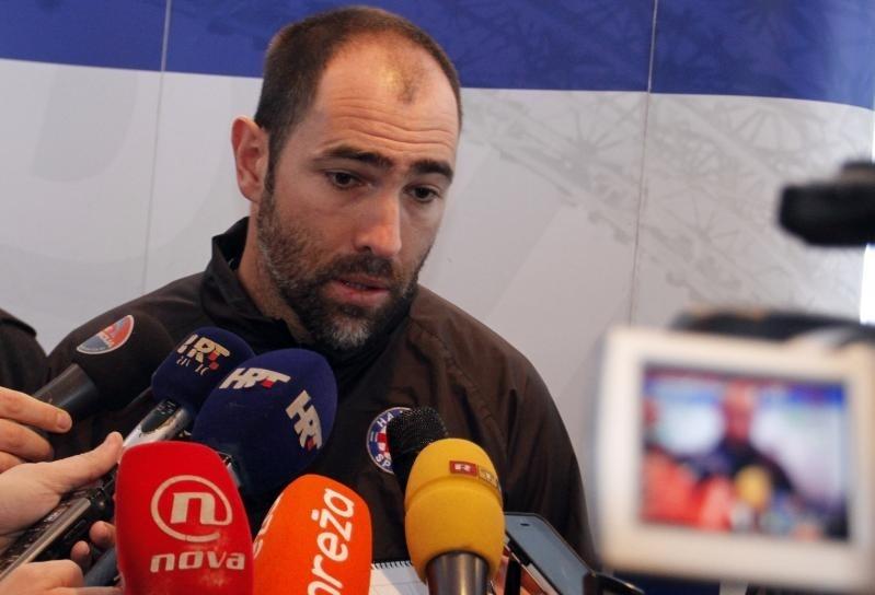Igor Tudor, Croatie, Hajduk, Footballski