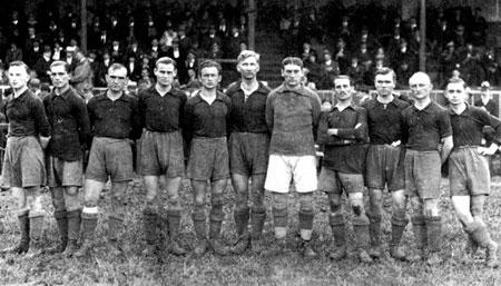 Plattko au Vasas Budapest en 1920