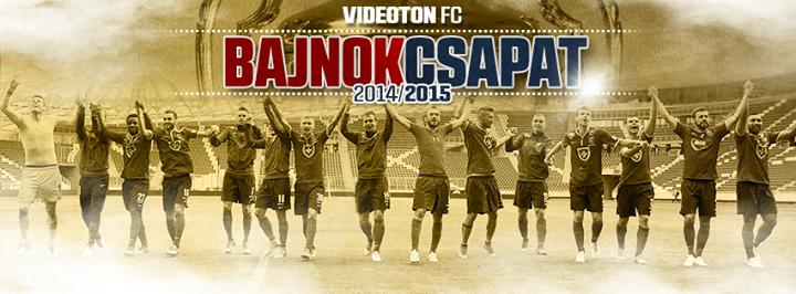 Videoton FC champion de Hongrie