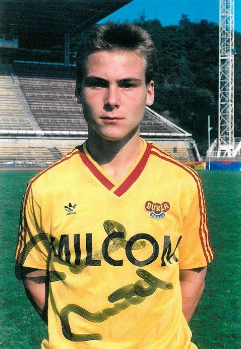 Pavel Nedved - Dukla Praha