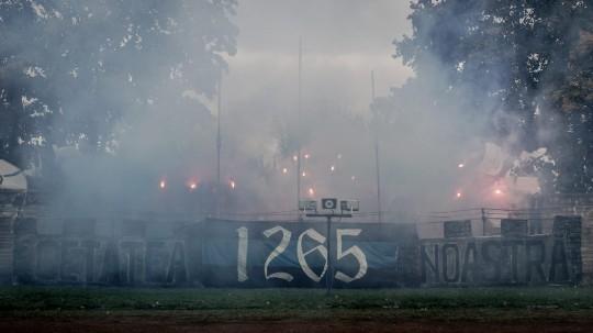 Supporters Hunedoara