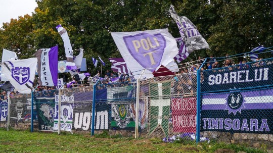 Supporters Poli Hunedoara