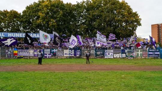 Supporters Poli Timisoara