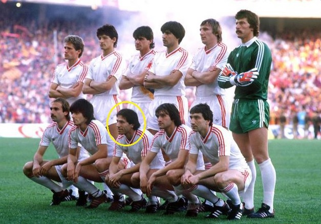 Balan Steaua 1986