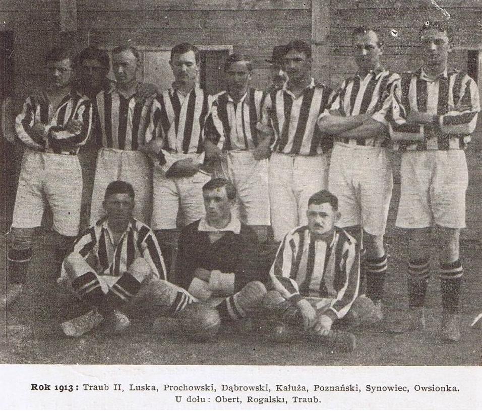 Cracovia - 1913