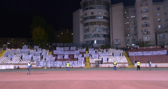 Supporters Dinamo Colectiv
