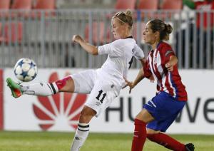 Le Zorki Krasnogorsk a joué son dernier match contre l'Atlético en Ligue des champions (zhfk-zorki.rf)