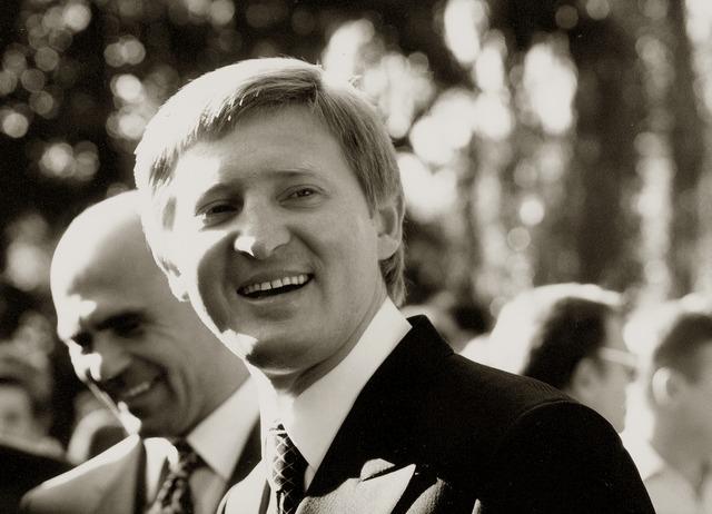 Le roi du Donbass au sourire ravageur. Comme ses méthodes. | © Anastasiya Fedorenko