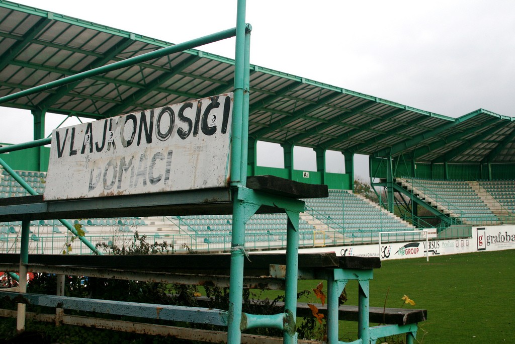 Štadión Petržalka | © Flickr / Mickey Champion