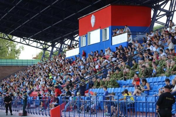 Le nouveau stade du FC Minsk a ouvert et les affluences se sont envolées (+ 170%). Comme quoi... / (c) fcminsk.by