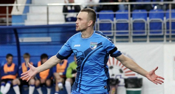 Zhitnev la bonne surprise du début de saison /© fc-sibir.ru