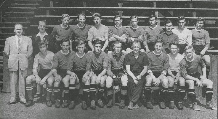 Lokomotiv, 1956, tour of Canada |  © stas71.blogspot.com