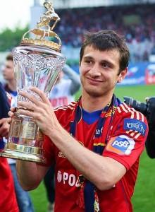 Alan Dzagoev | Дмитрий Садовников