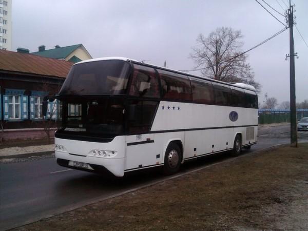 Le FC Krumkachy pourra peut-être se payer un nouveau bus cette année. / © by.tribuna.com
