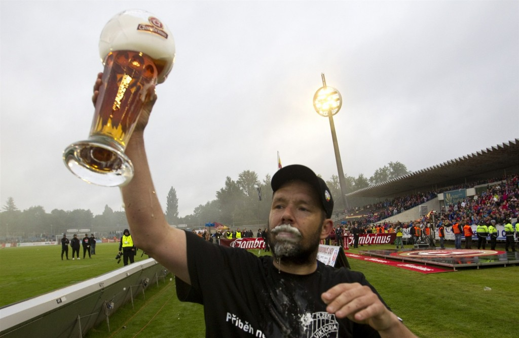 Pavel Horváth , la légende | © idnes.cz