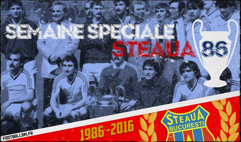 Bannière Steaua Remy