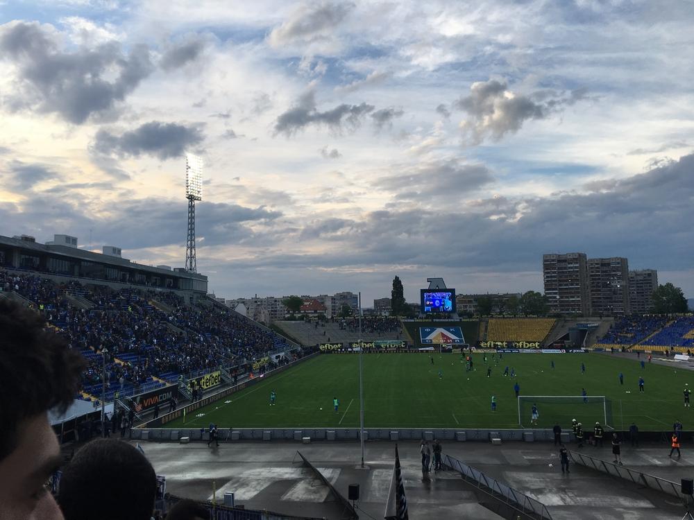 Stade du Levski Sofia | © Hadrian Stoian / Footballski