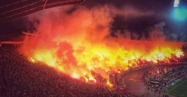 Zvezda vs. Partizan   ©  Telegraf