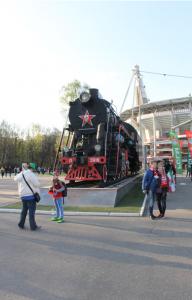 Les supporters des deux clubs cohabitent sans problème | © Adrien Morvan / Footballski
