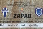 FK Budućnost Podgorica vs. KRC Genk 1