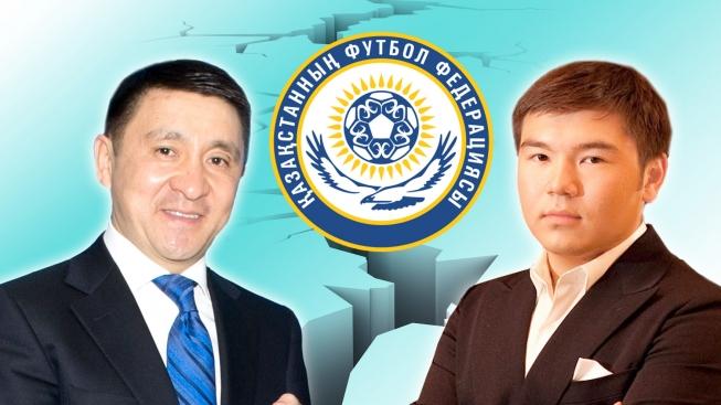 Kozhagapanov/Nazarbayev, le clash | © camonitor.kz