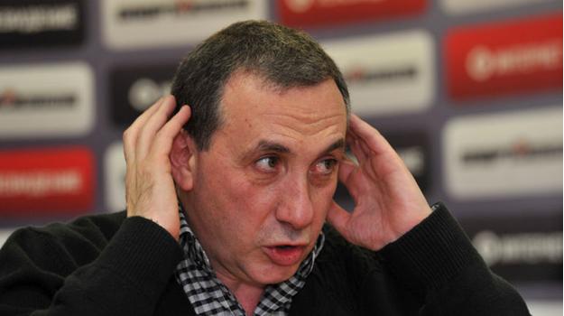 Ne parlez plus de réserve en FNL à Evgueni Guiner, le président du CSKA | ©  sport-express.ru