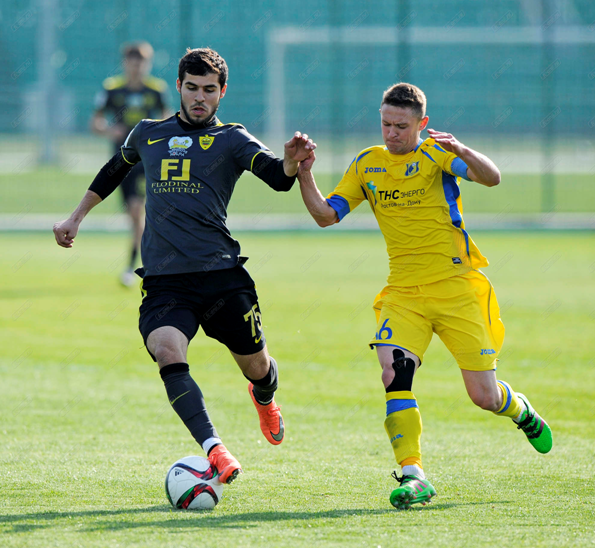 Anji – Rostov, les deux surprises de la saison à la lutte | © fc-anji.ru