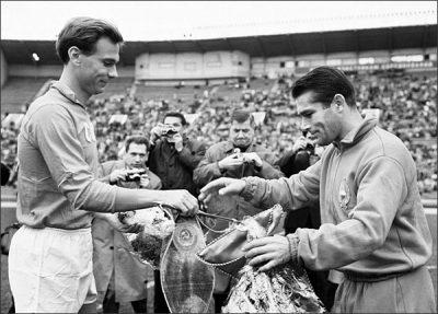 L'URSS se qualifie pour l'Euro 1960 ©rusteam.permian.ru