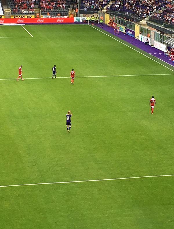 Remplacement de Teodorczyk à l'heure de jeu, après une première prestation d'excellente facture (© Max Zalcman/Footballski)