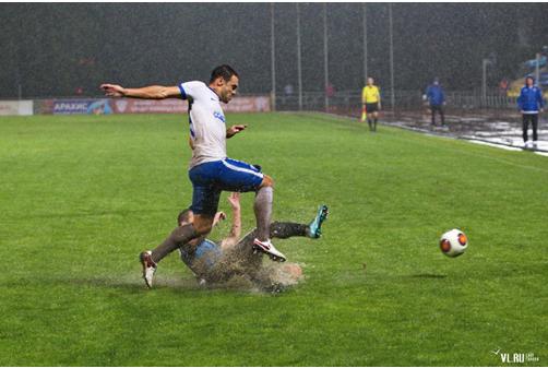 Poésie et football en Extrême-orient russe 
