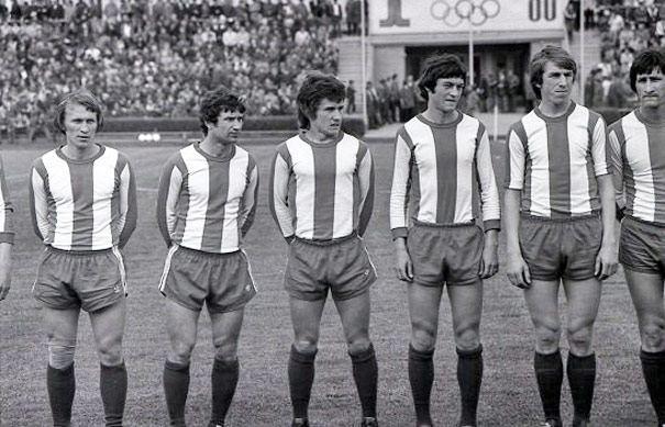 Le Tavria Simferopol en Ligue Supérieure d'URSS © Ancien site officiel du club