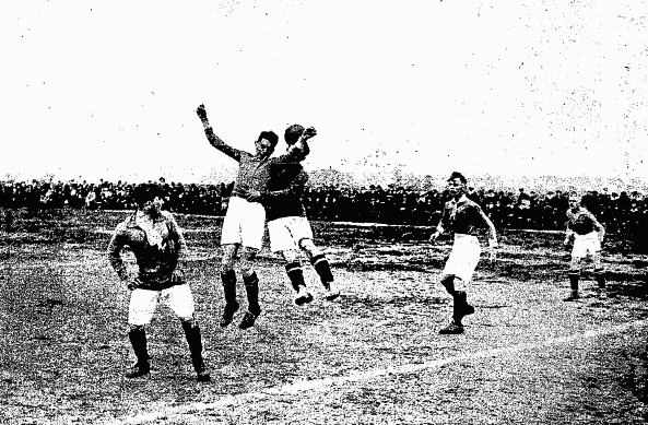 WawrzyniecStaliński. | © Przegląd Sportowy nr 21/1922