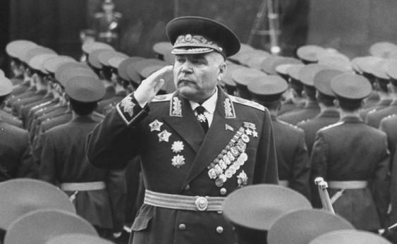 Marechal Rodion Malinovski Ⓒ biblioteka-franko.od.ua