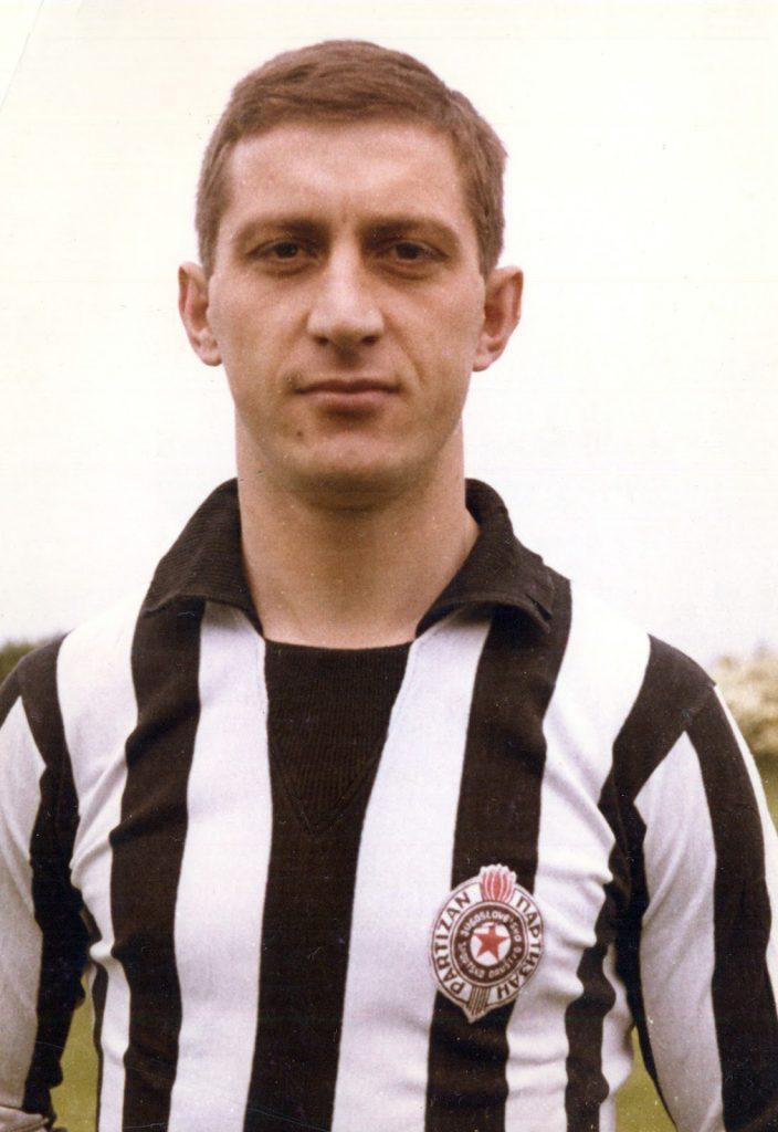 Vasovic, légende du Partizan soruce: http://crno-bela-nostalgija.blogspot.fr