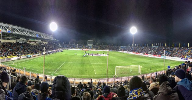 Stadium Olimp-2 Rostov