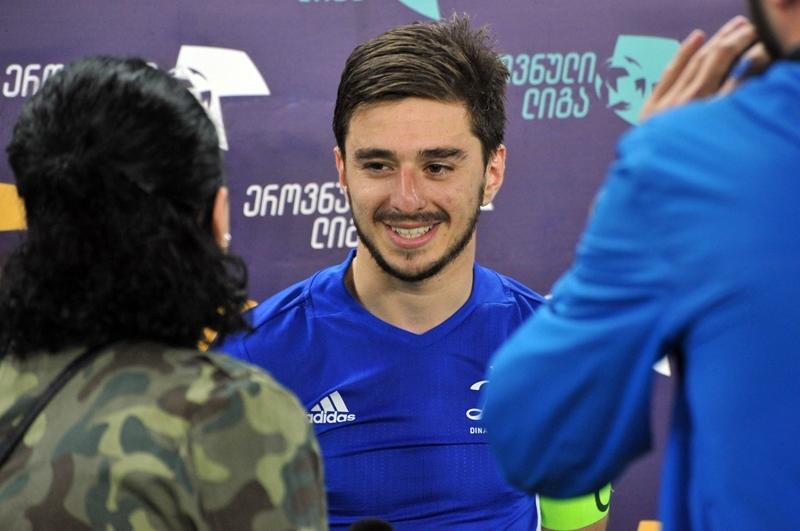 Saison 2017 : 5 espoirs du championnat géorgien