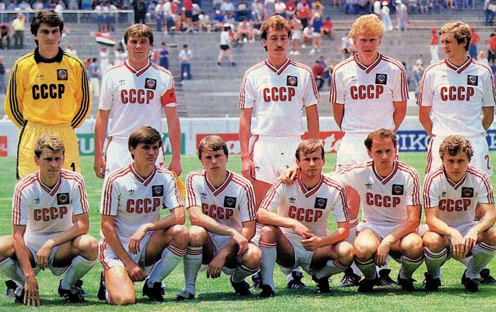 L urss et la coupe du monde 7 1986 l 39 ni me d ception footballski - Coupe du monde mexique 1986 ...